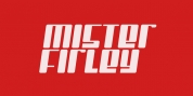 Mister Firley font download
