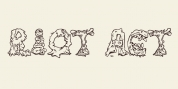 Riot Act font download