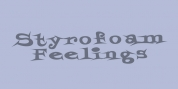 Styrofoam Feelings font download