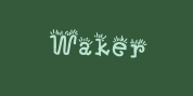 Waker font download