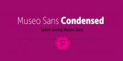 Museo Sans Condensed font download