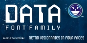 JLS Data Gothic font download