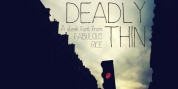 Deadly Thin font download