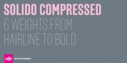 Solido Compressed font download