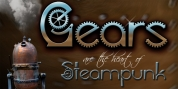 Gears font download