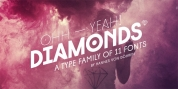 Diamonds font download