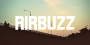 Airbuzz font download