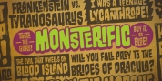 Monsterific BB font download