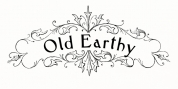Old Earthy font download