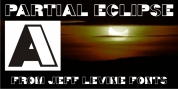 Partial Eclipse JNL font download