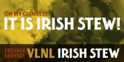 VLNL Irish Stew font download