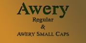 Awery font download