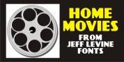Home Movies JNL font download