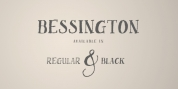 Bessington font download