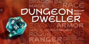 Dungeon Dweller BB font download
