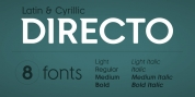Directo font download
