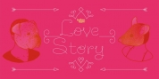 Love Story font download