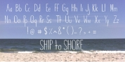 Ship to Shore font download