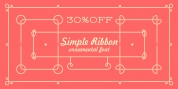 Simple Ribbon font download