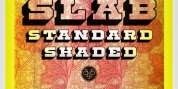 Standard Shaded Slab font download