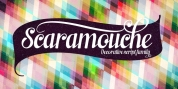 Scaramouche font download
