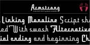 Armstrong font download
