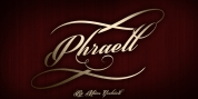 Phraell font download