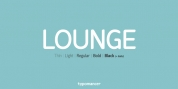 Lounge font download