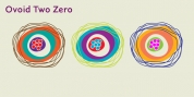 Ovoid Two Zero font download