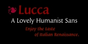 Lucca font download