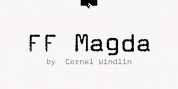 FF Magda Clean Mono font download