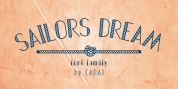 Sailors Dream font download