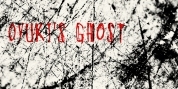 Oyukis Ghost font download