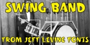 Swing Band JNL font download