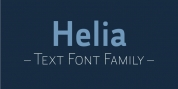 Helia font download