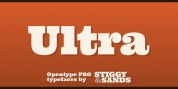 Ultra Pro font download