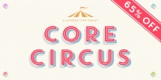 Core Circus font download