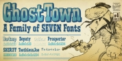 Ghost Town font download