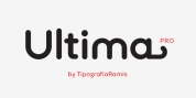 Ultima Pro font download