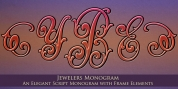 MFC Jewelers Monogram font download