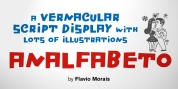 Analfabeto font download