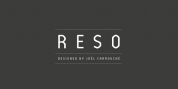 Reso font download