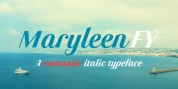 Maryleen FY font download