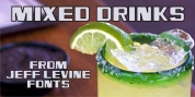 Mixed Drinks JNL font download