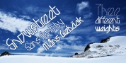Snowstreet font download