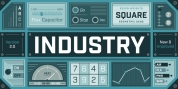 Industry font download