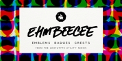 Ehmbeecee font download