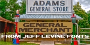 General Merchant JNL font download