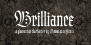 Brilliance font download