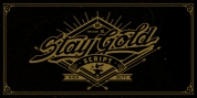Stay Gold font download